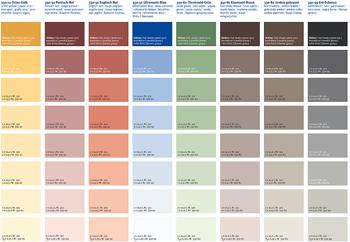 farbpalette wandfarben braun ~ home design inspiration und, Innenarchitektur ideen